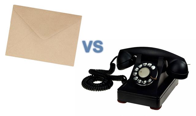 letter-telephone