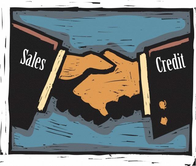 sales-vs-credit